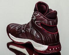 adidas Crazy Explosive men basketball shoes NEW maroon white grey B42422