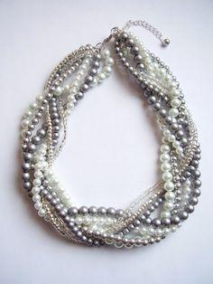 WildStoneJewels on Etsy custom necklace