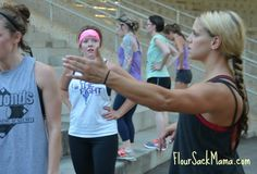Featured about members Sarah Van Sickle and the non-profit group she founded: Beauty Hunters Movement Three Years Strong, Still - Flour Sack Mama National Fitness Center, East Tennessee, Hunters, Be Still, Strong, Workout, My Style, Van, Group