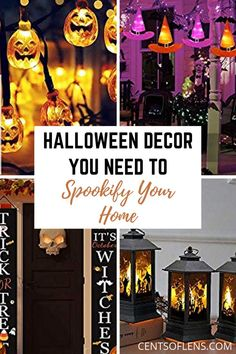 With the end of the year fast approaching, you know what festival is about to drop by? HALLOWEEN, of course! And that means Halloween décor! Get ready for the spooookiest time of the year! Time Of The Year, Halloween Decorations, Meant To Be, Lifestyle, Seo, Blogging, Boss, Inspiration, Group