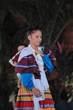 Miccosukee Mother, via Flickr.