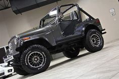 1977 Jeep CJ-5 2dr Convertible  Maintenance/restoration of old/vintage vehicles: the material for new cogs/casters/gears/pads could be cast polyamide which I (Cast polyamide) can produce. My contact: tatjana.alic@windowslive.com