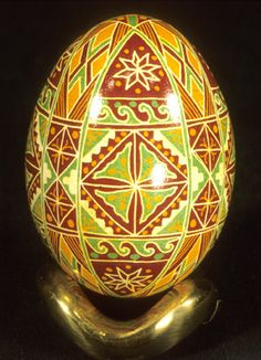 Do you think egg painting and decoration is perfect for interiors?