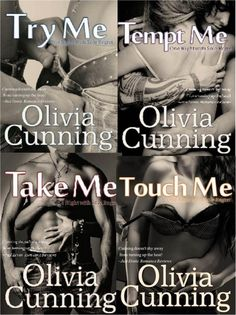 Olivia Cunning Books