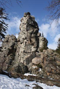 Drátník,skály,Vysočina Winter Christmas, Czech Republic, Landscapes, Environment, Nature, Outdoor, Paisajes, Outdoors, Scenery