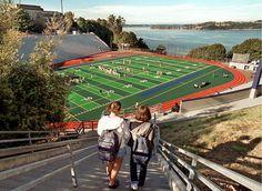 Rockne Stadium, Chicago Public Schools, Chicago, Illinois