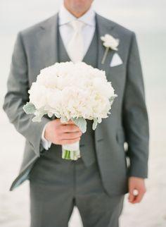 Glamorous Ballroom Wedding in Naples, Florida  Read more - http://www.stylemepretty.com/2014/03/13/glamorous-ballroom-wedding-in-naples-florida/