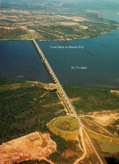 Tocantins River - Marabá, Pará, BRASIL