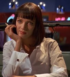 Uma Thurman, Pulp Fiction