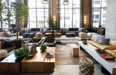 Eco-Chic Lodging in Brooklyn: 1 Hotels Expands to Brooklyn Bridge Park – WWD