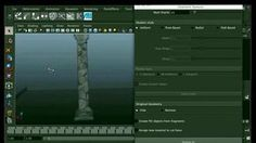Tutorial showing how to set and break greek columns with Pulldownit plugin in Maya.  You can find more tutorials and clips about Pulldownit here:  http://vimeo.com/groups/110841