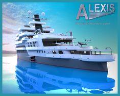Explorer Yacht, Expedition Yachts, Yacht Design, Super Yachts, Luxury Yachts, Boat, Construction, Cruises, Ships
