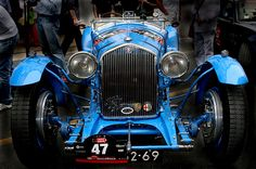 Alfa Romeo 8C 2300 L - 1933