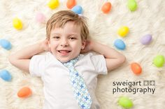 Simple Easter Mini Session