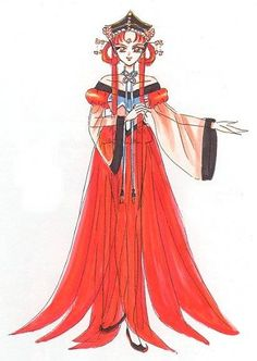 Princess Kakyuu. Manga.