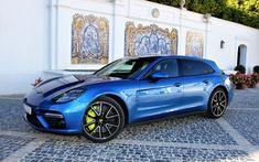 Porsche Panamera Turbo S E-Hybrid Sport Turismo 2018 : la puissance verte de Porsche My Dream Car, Dream Cars, Volvo, Peugeot, Jaguar, Lamborghini, Panamera Sport Turismo, Audi, Porsche Panamera Turbo