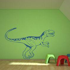 Torosaurus Wall Sticker Dinosaur Wall Art   For JC   Pinterest ...