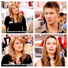 One Tree Hill - wow Lucas
