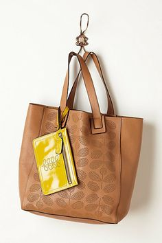 Stem Punched Tote from Anthropologie - $438.00