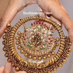 heavy antique pacchi pendant bangle model 595x600 photo