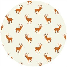 Good basic for a boy's Christmas stocking // Makower UK, Sherwood, Stag Silver Tent Fabric, Orange Fabric, Learn To Sew, Nice View, Tree Skirts, Fabric Crafts, Christmas Stockings, Craft Projects, Kids Rugs