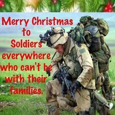 Amazing Grace-My Chains are Gone.org: CHRISTMAS POEM FOR OUR TROOPS (The Hero's Way)