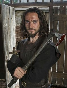 Athelstan is Viking's most interesting character to me. His transformation from devout Christian to ruthless Viking is astounding.