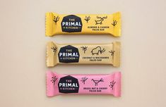 Primal kitchen paleo bars