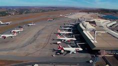 #News  Passageira morre após passar mal em voo que pousou em Confins