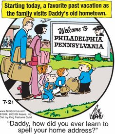 July 21, 2003 | Family Circus
