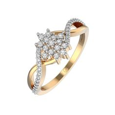 Review Dazzling Flare Diamond Anniversary Ring