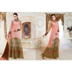 #PartywearGowns http://bit.ly/1TypQ8T  For more Detail you can us on 9879001002