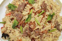 Azie Kitchen: Nasi Daging