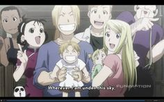 edward and winry | Ed-and-Winry-s-Childrenl - full metal alchemist - winry77 - Photos ...