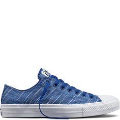 Chuck Taylor All Star II Knit Roadtrip Blue roadtrip blue