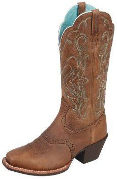I actually really want some cow girl boots. Im embracing my Nashville heritage, baby! And theyre really versitile too. :-)