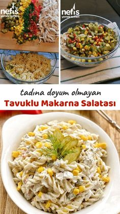 Turkish Recipes, Italian Recipes, Ethnic Recipes, Fish And Meat, Fresh Fruits And Vegetables, Pasta Salad Recipes, Breakfast Recipes, Yummy Food, Stuffed Peppers