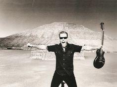 James Hetfield by Ross Halfin