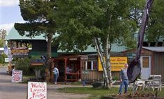 World's Largest Wooden Spoon Shop - Also a hand made wand store