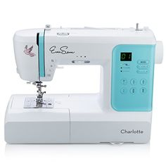 EverSewn Charlotte 70Stitch Computerized Sewing Machine Professional Quilting  Free Motion Embroidery Features  Beginner to Expert *** For more information, visit image link. #SewingProjects