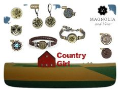 """""""Magnolia and Vine Country Girl"""" by magnoliaandvine on Polyvore"""