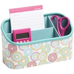 Super Cute Ideas - For a Functional Locker! Back To School