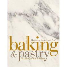 Baking & Pastry CookBook