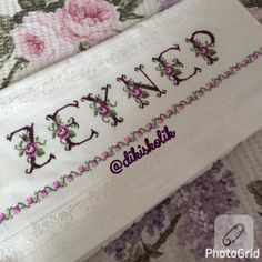 Baby Knitting Patterns, Needlework, Diy And Crafts, Cross Stitch, Embroidery, Crochet, Craft Ideas, Letters Of Alphabet, Cross Stitch Alphabet