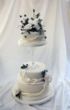 Traditional   Wedding Cake ~