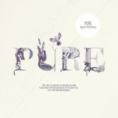 Pure. Against child slavery
