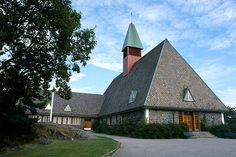 Vågsbygd kirke - Info-A-Z - Kirchen in Norwegen / kirker i Norge ...