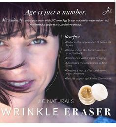 Look your best this holiday season with our brand new wrinkle eraser.. pair it with our body Butter and your skin will look and feel as if your aging backwards!!! Head on over to my website and get yours today.. http://ift.tt/1KWgBQ5 #jic #skincare