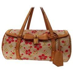 Louis Vuitton Limited Edition Cherry Blosson Papillom