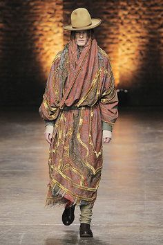 Alexander McQueen | Fall 2008 Menswear Collection | Style.com